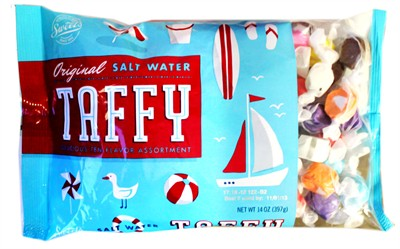 Original Salt Water Taffy Assortment 14oz. (sold out)