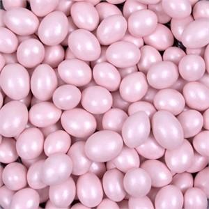 Choco Almonds - Pastel Pink Sparkle 5LB