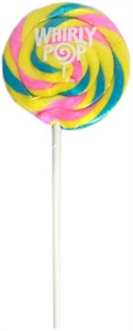 Pastel Whirly Pop 1.5oz - 3 inch