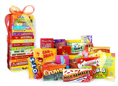 Corporate Candy Gifts, Employee Candy Gift Baskets