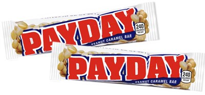 Pay Day Candy Bars - 2ct.