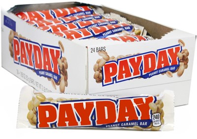 Pay Day Candy Bars 24ct