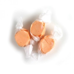 Peach Salt Water Taffy 3LB