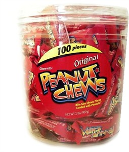 Peanut Chews 100ct. (sold out)