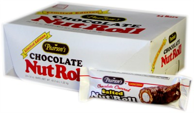 Pearson's Chocolate Covered Salted Nut Rolls 24ct. (sold out)