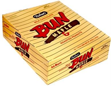 Pearson's Bun Bar - Maple 24ct.