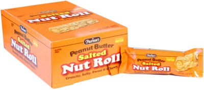 Pearson's Peanut Butter Salted Nut Roll 24ct.