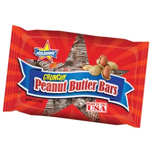 Peanut Butter Bars 12oz Bag (sold out)