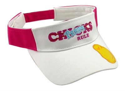 Peeps Chicks Rule Visor (sold out)