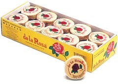 Mazapan Peanuts Confection de la Rosa 30 Ct. (DISCONTINUED)