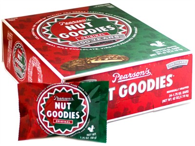 Pearson's Nut Goodie Candy Bar 24ct (coming soon)
