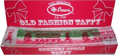 Giant Old Fashioned Taffy Peppermint Flavored 24ct. (Discontinued)