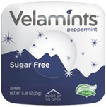 Velamints -  Peppermint Tin (DISCONTINUED)