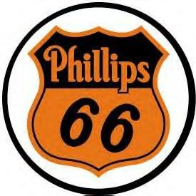 Phillips 66 Shield Sign (SOLD OUT)
