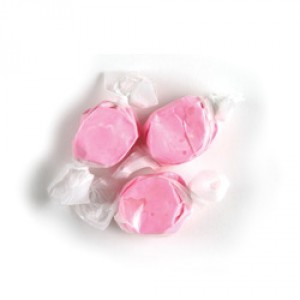 Pink Bubble Gum Salt Water Taffy 3LB
