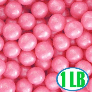 Shimmer Gumballs 1/2-inch - Hot Pink 1LB (sold out)