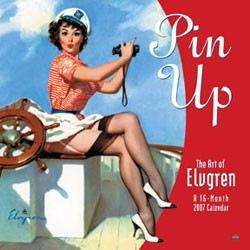 Pin Up 2007 Wall Calendar (sold out)