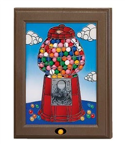 Picture Perfect Gumball Machine (discontinued)