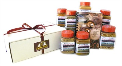 Assorted Seasoning Gift Set with FREE Cook Book (Sold out)