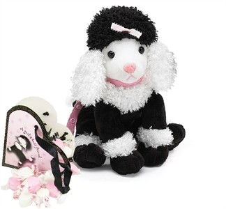 Plush Poodle Candy Gift (Sold Out)