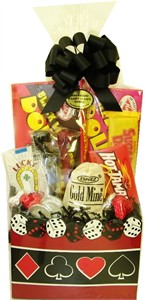 Poker Nights Candy Basket (SOLD OUT)