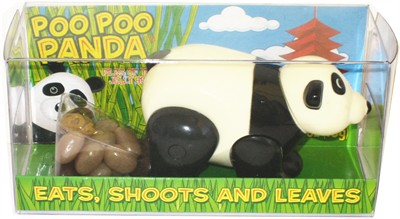 Poo Poo Panda Candy Dispenser (SOLD OUT)