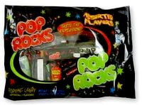 Pop Rocks Assorted Flavors 20ct.