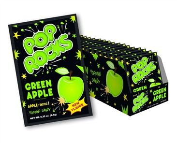 Pop Rocks - Green Apple 24ct