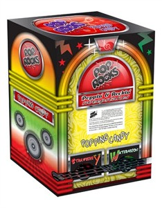 Pop Rocks Juke Box 60ct. (DISCONTINUED)