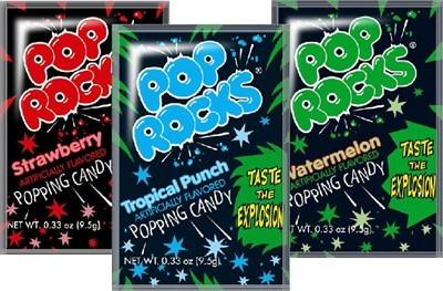 Pop Rocks 2 pkgs - You Choose