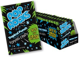 Pop Rocks Popping Candy 24ct