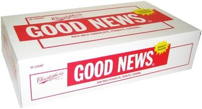 Good News Bars 36ct.