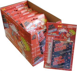 Pop Rocks Laboratory 12ct (DISCONTINUED)