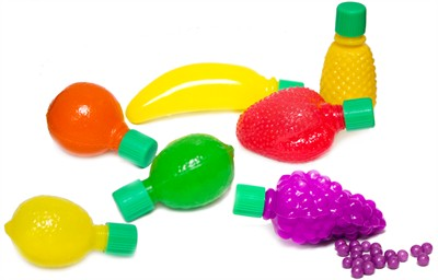 Powder Filled Candy Fruits 100ct. (DISCONTINUED)
