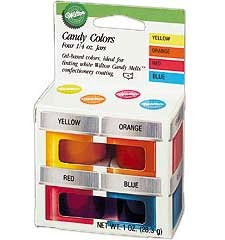 Wilton Primary Candy Colors Set (SOLD OUT)
