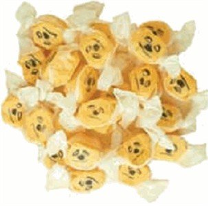 Pumpkin Halloween Salt Water Taffy 3LB (SOLD OUT)