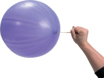 Punch Balloon Ball 4 pack  (Sold Out)