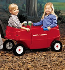 RADIO FLYER NAVIGATOR WAGON (DISCONTINUED)