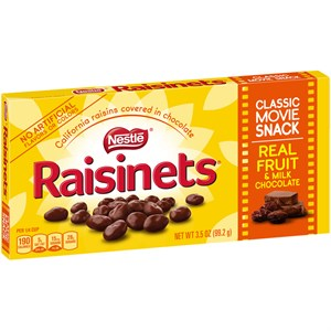 Raisinets Theater Size Boxes 18ct.