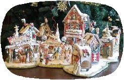 Reindeerville Christmas Village Complete Set (sold out)