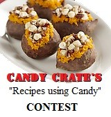 "Winning Recipes - 2010 ""Recipes Using Candy"" Contest."