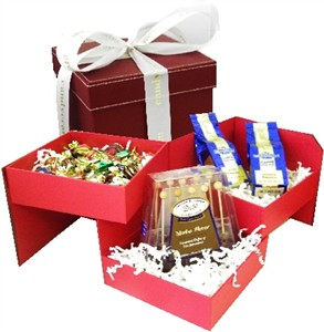 Red Gourmet Coffee Gift Box (DISCONTINUED)