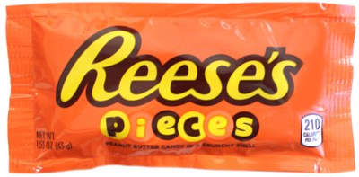 Reeses Pieces Peanut Butter Candy