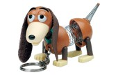 Retro Slinky Dog Keychain Collector's Edition (Sold Out)