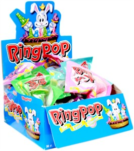 Ring Pops Easter Collection 36ct. (sold out)