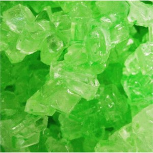 Rock Candy Crystal Strings - Green Watermelon 1LB