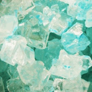 Rock Candy Crystal Strings - Light Blue Cotton Candy 1LB