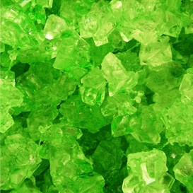 Rock Candy Crystal Strings - Lime Green 1LB