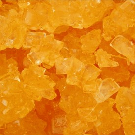 Rock Candy Crystal Strings - Orange 1LB