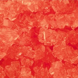 Rock Candy Crystal Strings - Strawberry 1LB